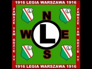 (L)egia Warszawa - Hymn