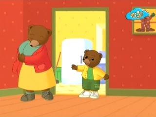 Приключения бурого медвежонка - 24.Бурый медвежонок очень любит сладости